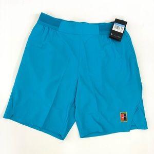 Nike Court Flex Ace Tennis Shorts Neo Turquoise